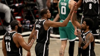 The Nets And Lakers Opened As Betting Favorites To Win The 2022 NBA Championship