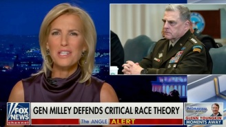 Laura Ingraham Suggests Defunding America's Military In Response To Gen. Mark Milley Saying He Wants To Understand White Rage