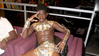 Lil Nas X Explains How His BET Awards Performance Was 'Like Jumping In A Lake Of Sharks And Piranhas'