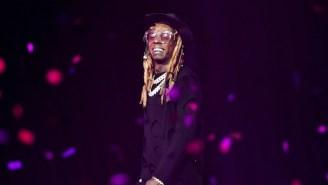 Lil Wayne Celebrates His 2008 Hit 'A Milli' Reaching An Ironic Streaming Milestone