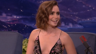 Lily Collins Will Play 'Polly Pocket' In An Upcoming Lena Dunham Film Adaptation Of The Miniature-Sized Children's Toy