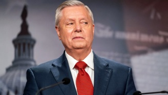Lindsey Graham Calling For More Aid For Israel After Fighting Against Universal Healthcare And Stimulus Payments Is Not Sitting Well With Some