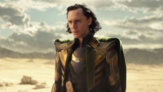 It Sure Looks Like A Surprise 'Loki' Character Cracked Open The MCU