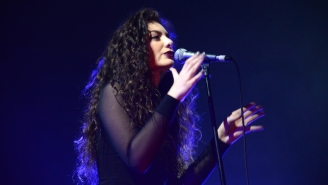 Lorde Shared A 'Solstice' Clip That Teases New Music Coming Tomorrow