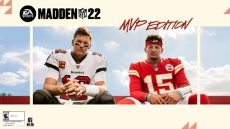 Tom Brady And Patrick Mahomes Will Share The Cover Of 'Madden NFL 22'