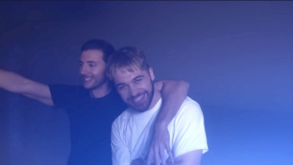 Majid Jordan's Hypnotic 'Waves Of Blue' Video Gives A Serene Performance Of Their New Track