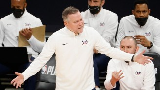 Nuggets Coach Michael Malone Ripped His Team For Quitting In Game 2