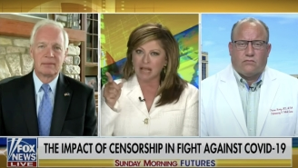 Maria Bartiromo Had A Meltdown Over People Calling Out Her Jan. 6 Coverage: 'Keep Trashing Me — I'll Keep Telling The Truth'