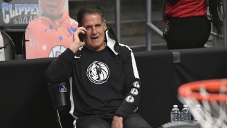 Mark Cuban Called 'Total Bullsh*t' On The Story About The Mavs Reported Dysfunction