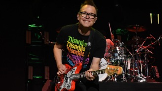 Mark Hoppus Says An Upcoming Test May Determine 'If I Live Or Die' Following His Cancer Diagnosis