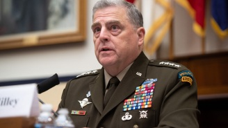 Gen. Mark Milley Reportedly Refused Trump's Repeated Requests To Have The Military 'Just Shoot' And/Or 'Beat The F*ck Out' Of Protesters Last Summer