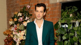 Mark Ronson Discusses Being A Workaholic: 'It's Almost Like Being An Addict'