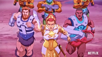 Kevin Smith's 'Masters Of The Universe: Revelation' Teaser Trailer Resurrects The Power Of Grayskull
