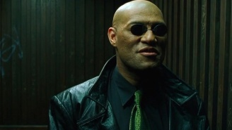 Laurence Fishburne Is Cool With People Asking Why He Was Never Asked Back For The Fourth 'Matrix' Movie