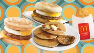 The Last McDonald's Breakfast Menu Ranking You'll Ever Need