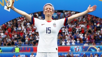 Victoria's Secret Is Rebranding With New Spokeswomen Including Megan Rapinoe, And Some (Angel) Feathers Are Ruffled