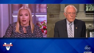 Bernie Sanders Shut Down Meghan McCain After She Tried To Make Him Throw The Squad Under The Bus