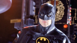 'The Flash' Director Andy Muschietti Has Teased Michael Keaton's Blood-Stained Batsuit On Instagram