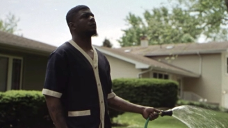 Mick Jenkins Relives A Suburban Nightmare In His Time-Looping 'Truffles' Video