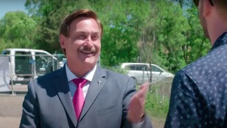 Mike Lindell's 'Daily Show' Interview With Jordan Klepper Was As Batsh*t Crazy As It First Appeared
