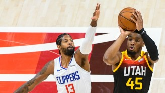 The Jazz Fought Off A Late Clippers Rally To Take A 2-0 Series Lead