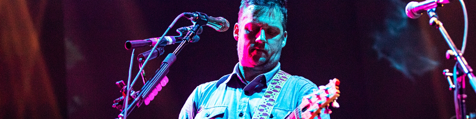 Isaac Brock Reviews Every Modest Mouse Album, Including The New 'The Golden Casket'