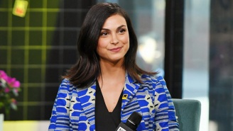 Morena Baccarin Will Play A Mysterious Bank Robber In A 'Sexy And Twisted' Heist Show Directed By Justin Lin