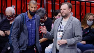 Daryl Morey Recommends People 'Buckle In' Because The Ben Simmons Situation Will 'Go A Long Time'