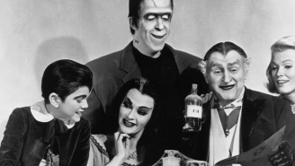 Rob Zombie Shares A First Look At The Cast Of 'The Munsters' Reboot Movie