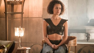 Nathalie Emmanuel Opened Up About How Appearing Nude On 'Game Of Thrones' Impacted Her Career