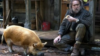 Hear It: 'Pig' Food Consultant Discusses Teaching Nic Cage To Cook