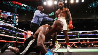 Chad Johnson Got Knocked Down Late But Survived His Boxing Debut