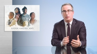 John Oliver Explains Why 'The Model Minority Myth' About Asian Americans Is A 'Tool Of White Supremacy'