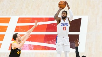 Paul George Was Masterful As The Clippers Won Game 5 In Utah Without Kawhi Leonard
