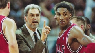 Scottie Pippen Thinks Phil Jackson Being Racist Is Why Toni Kukoc Got The Last Shot Against The Knicks