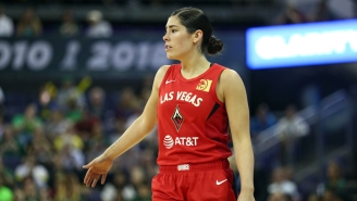 Kelsey Plum's 32-Point Game Shows Just How Dangerous The Aces Are