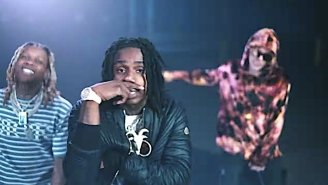 Polo G Defiantly Proclaims There Is 'No Return' For Him, The Kid Laroi, Or Lil Durk