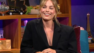 Margot Robbie Blames Herself For The Stereotype That AustraliaIs All Kangaroos And Deadly Snakes