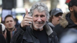 Roger Waters Told Facebook There's 'No F*ckin' Way' He'd Let Them Use Pink Floyd Music In An Ad