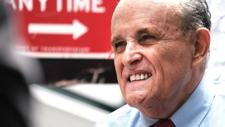 Convicted Felon Cop Bernard Kerik Has Launched A 'Freedom Fund' To Help Rudy Giuliani Pay Lawyers To Try To Keep Him Out Of Prison