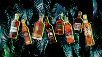 We Blind Taste-Tested Dark Rums Under $50 — Here's The Champion