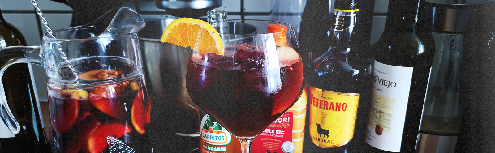 You Need A Pitcher Of Sangria Right Now. Here's Our Recipe
