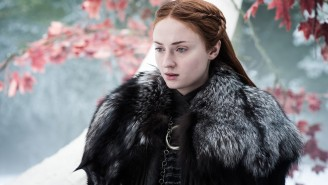 'Game Of Thrones' Star Sophie Turner Is Channeling Sansa Stark With Her New Look
