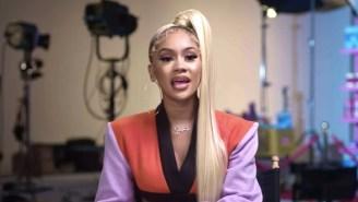 Saweetie Names Her Favorite J. Cole And Nicki Minaj Songs