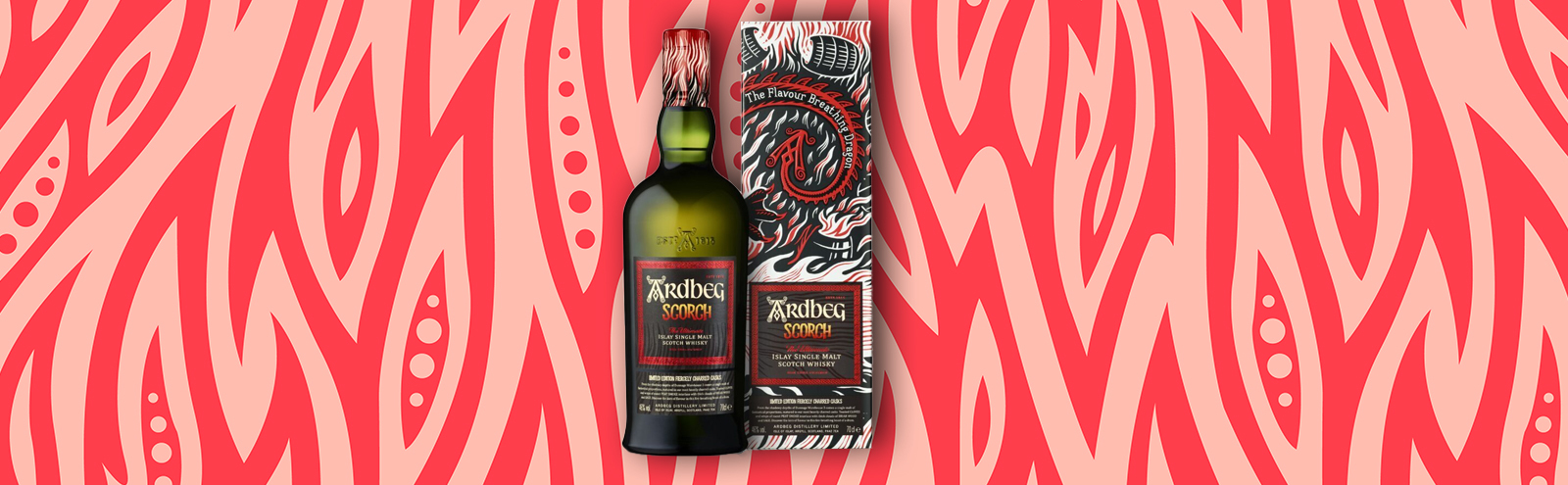 Ardbeg Scorch, This Year's 'Ardbeg Day' Release, Is More Balanced Than You Might Expect