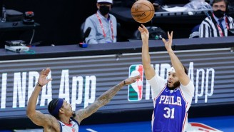 Seth Curry Stepped Up To Help The Sixers Put Away The Wizards In Game 5