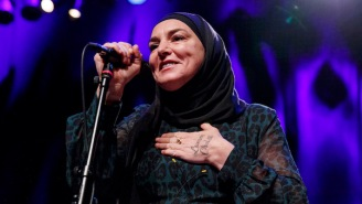 After Announcing Her Retirement And Changing Her Mind, Sinéad O'Connor Again Says She's Leaving Music