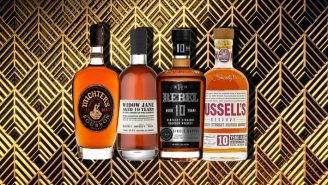 We Blind Taste-Tested Well-Known 10-Year-Old Bourbons To Find The Best Sipper