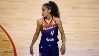 Skylar Diggins-Smith Told Jazmine Jones To 'Shut Tf Up' And Called Out The Liberty In A Twitter Dust-Up