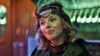 'Loki's Sophia Di Martino Is Teasing Her Character's Upcoming Backstory